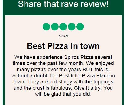 Another great review!!!